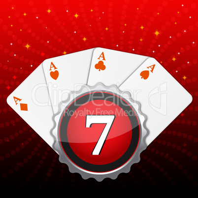 Зображення карток казино Фламінго казино пограбування