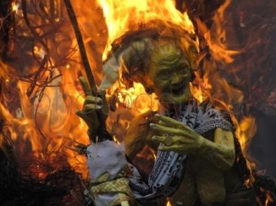 Ceremonia kremacyjna na Bali
