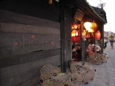 Manufaktura lampionów w Hoi An