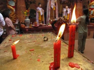 W chińskiej świątyni